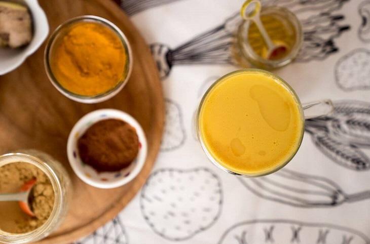 Những lưu ý khi dùng tinh bột nghệ giảm cân sau sinh