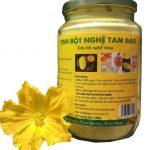 Uống tinh bột nghệ với mật ong có tác dụng gì ?