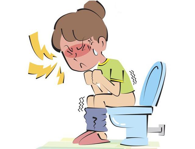 triệu chứng của bệnh táo bón và tác dụng của tinh bột nghệ