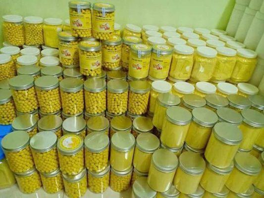 Đại lý tinh bột nghệ tại Thái Bình chất lượng 1